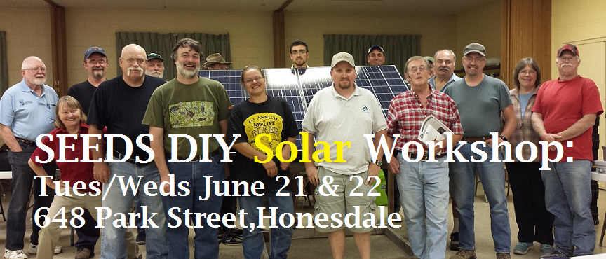DIY Solar - Wayne County 2016