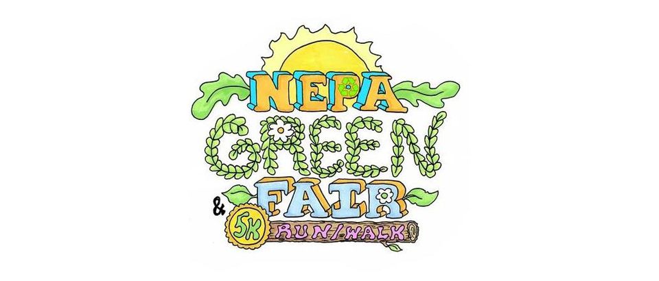 NEPA Green Fair logo