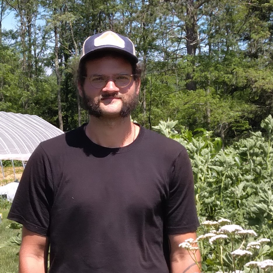 Evan Morgan of Food for Beings Farm