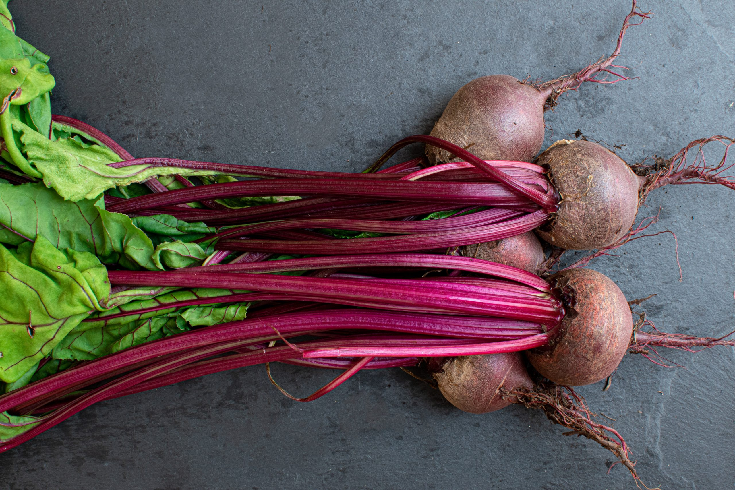 Store the beetroots and greens separately.